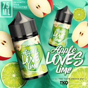 TKO Apple Loves Lime 75ml
