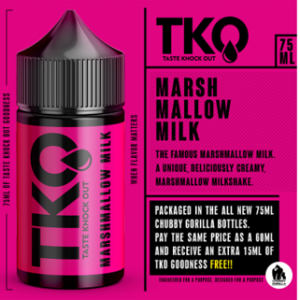 TKO Marshmallow Milk