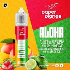 Aloha 60ml - Paper Planes