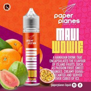 Maui Wowie 60ml - Paper Planes
