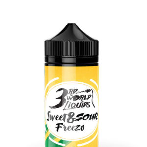 3rd World Sweet and Sour Freezo 120ml