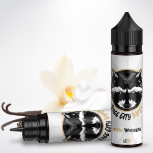 Racc City Vapes - White Whiskers 60ml