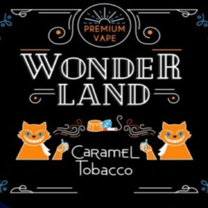 Wonderland Caramel Tobacco