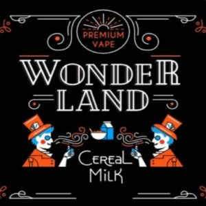 Wonder Land - Cereal Milk
