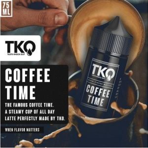 Coffee Time by TKO 75ml