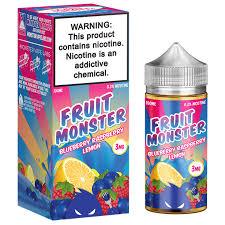 Fruit Monster - Blueberry Raspberry Lemon 100ml