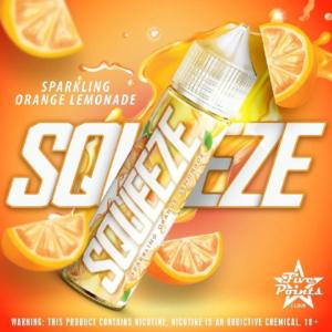 squeeze sparkling orange lemonade vape juice