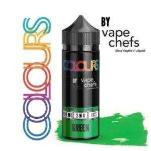 Vape Chefs COLOURS Green