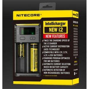 Nitecore Intellicharger i2 - Black
