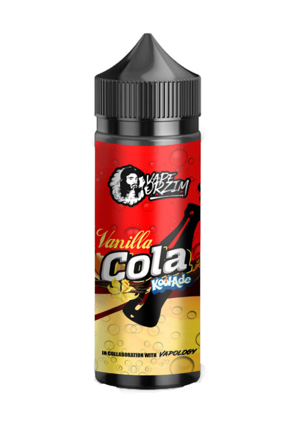 Vape Orzim - Vanilla Cola Kool-Ade 120ml 2mg